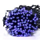 200 LED 8 Modes Solar Fairy String Lights pour Outdoor, Garden LED String Solar Light