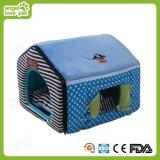 Base bonito do animal de estimação do projeto da forma, casa do animal de estimação