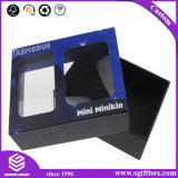 Foldable 전자 제품 전시 선물 상자를 포장하는 주문 로고