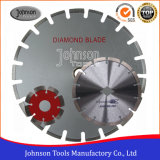 Hoja de sierra silenciosa: 350mm Diamond láser Saw Blade