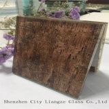 Vetro personalizzato di arte/occhiali di protezione di vetro laminato/per la decorazione dal 1986
