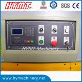QC11Y-10X2500 NC 통제 유압 단두대 강철 플레이트 깎는 절단기