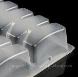 Коробка волдыря еды PVC прозрачная прямоугольная