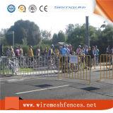 баррикада 2.1X1.1m временно/гальванизировано вокруг баррикады управлением толпы пробки