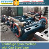 [بر-سترسّد] يفتل خرسانة كهربائيّة [بول] آلة مع يعزّز قالب جبس في الصين