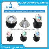 luz Recessed subaquática ao ar livre da associação do diodo emissor de luz 9W