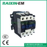 Contacteur magnétique du contacteur 3p AC-3 220V 7.5kw à C.A. de Raixin Cjx2-3210