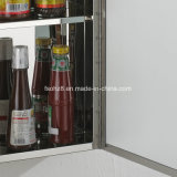 Cucina popolare moderna Cabient 7044 del Governo di vetro del Governo di stanza da bagno dell'acciaio inossidabile