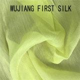 ткань Crinkle шелка 8mm шифоновая, ткань Ggt Crinkle шелка 8mm, Silk ткань Georgette Crinkle