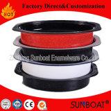 Sunboat Decklack-Röster mit die Deckel-Türkei-Röster-Küchenbedarf-Küche-Gerät