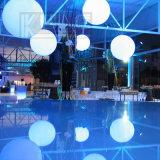 Illuminazione della lampada Pendant dell'indicatore luminoso di soffitto della sfera rotonda del PE