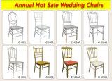 Стул венчания металла Wholeslae Chiavari цены фабрики дешевый