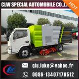 Camion de balayeuse de norme européenne d'étage