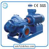 Pompa d'asciugamento centrifuga di flusso della cassa spaccata orizzontale enorme del motore
