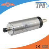 собственная личность диаметра 400W 58mm охлаждая шпиндель маршрутизатора CNC для металла