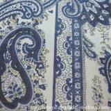 Qualité de la Chine de tissu estampé de la mousseline de soie 75D