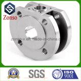 CNC di alluminio di precisione di fabbricazione che lavora per i pezzi di ricambio del motociclo automatico