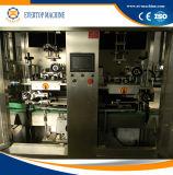 Fabrik-Preis-automatische Flaschen-Schrumpfhülsen-beschriftengerät