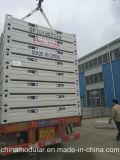 20FT het vlakke Bureau van de Container van het Pak (cm-H200)