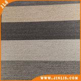 新しい600*600mmの布の織布は無作法な陶磁器の床タイルを見る