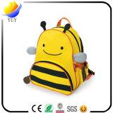 Reizende Form-Kind-Schultaschen der Bienen-3D