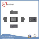Câmera impermeável da ação de WiFi Digital das câmaras de vídeo do esporte DV de HD 1080P 60fps 2.0inch LCD