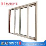 Estrutura de alumínio robusta porta de vidro deslizante