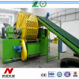 Gummipuder-Produktionsprozeß (Abkommen mit überschüssigen Gummireifen)