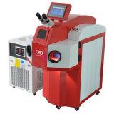 Machine de soudure laser de YAG pour l'argent d'or