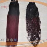 La migliore tessitura dei capelli di nuova tecnologia dell'onda allentata brasiliana dei capelli umani