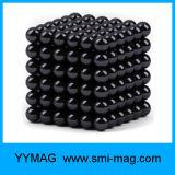 bola magnética de las esferas neas de las bolas del imán de 5m m