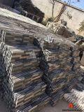 Furnier-BlattFassadenelement-Kultur-Stein für Innen- und Außenwand