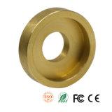 Partes feitas à máquina CNC precisas no aço disponível do preço/alumínio, o de cobre ou o inoxidável