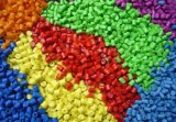 Cor plástica Masterbatch dos fabricantes