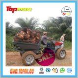 Транспортер колеса сада аграрного трактора PC08 с подъемом