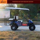 4 Seaterによってカスタマイズされる電気ハンチングゴルフカートセリウムによって承認される観光車
