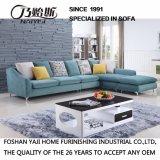 Софа самомоднейшей конструкции секционная с чехлом из материи печатание высокого качества для комнаты Furniture-Fb1105 кровати гостиницы