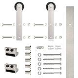 ステンレス鋼の木製のドア(LS-SDU 82071)のための平らな柵のハードウェア