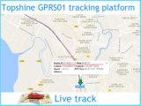 双方向通信の切口の外部力警報の長い電池の寿命GPSの追跡者Vt900
