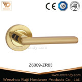 Traitement de porte de levier de zinc de matériel, type de mode avec le casier (Z6024-ZR05)