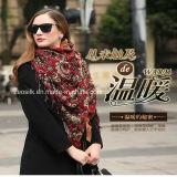 Wolle-langer Schal für Dubai-Kaschmir-Schal