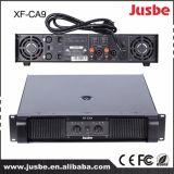 Jusbe XLCa9のクラスH PAシステムのための屋外段階パフォーマンスProfessioanlのプロオーディオ・アンプ450-600ワットの