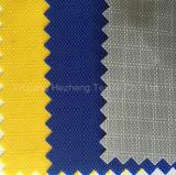 Tela impermeable de nylon de Ribstop para los militares del bolso de los caballos del paracaídas