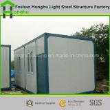 Casa prefabricada de China Panelized de la casa modular del envase