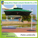 Paraplu van de Parasol van de zonne Lichte LEIDENE de OpenluchtCantilever van de Tuin