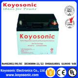 Batterie solaire de gel du prix usine 12V 40ah pour le système de pouvoir des banques