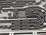 Подгонянные алюминий точности машины CNC и части пластмасс камеры