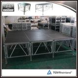 Im Freien bewegliches Stadium des modularen Aluminiumstadiums-2017 für Verkauf