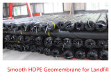 Surface lisse Geomembrane
