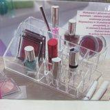PS Joyería y maquillaje caja organizadora con 16 compartimentos prácticos